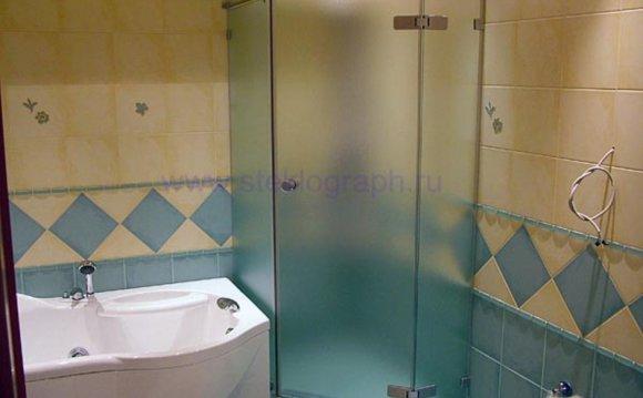Ванная комната. душевые кабины