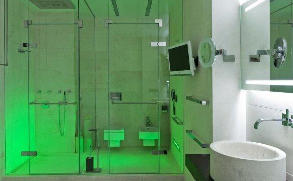 красивые ванные комнаты с