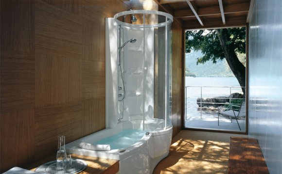 Акриловая ванна Jacuzzi J.Twin